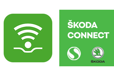 Pachet de conectare Connected Škoda