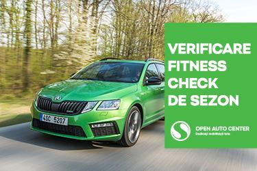 Verificare Fitness Check – DE SEZON