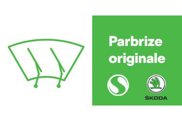 Parbrize originale Skoda